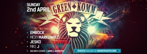 Green Komm Funny Bunny 2017