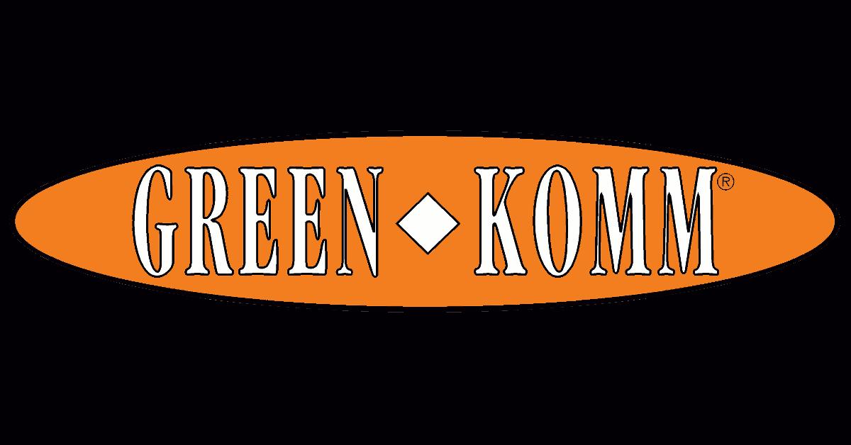 GREEN KOMM Logo