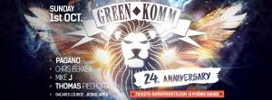 Green Komm 24th Anniversary