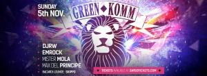 Green Komm November 2017