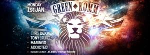 Green Komm New Year 2018