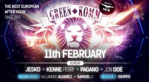 Green Komm Carnival 2018