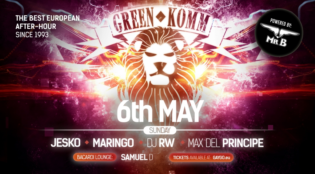 Green Komm Mai 2018